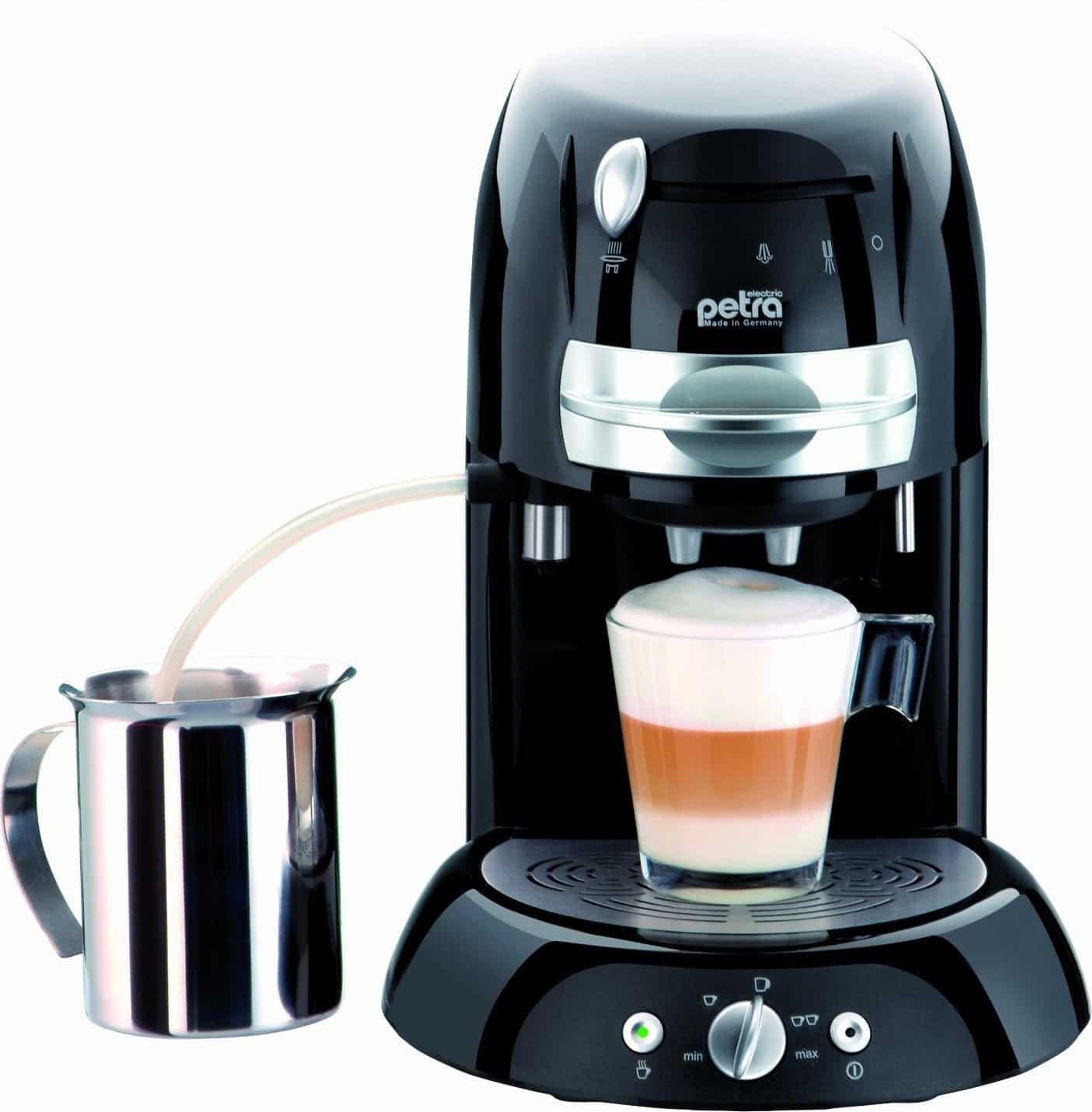 petra der kaffeepad kaffeepadmaschinen ratgeber. Black Bedroom Furniture Sets. Home Design Ideas